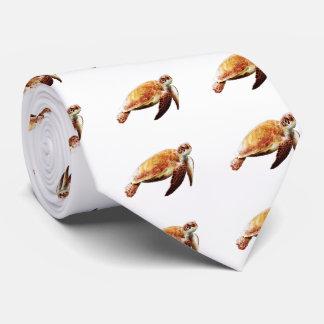Spara sköldpaddorna slips