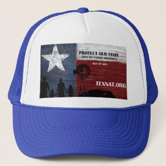 Spara Texas från federal gvt Truckerkeps