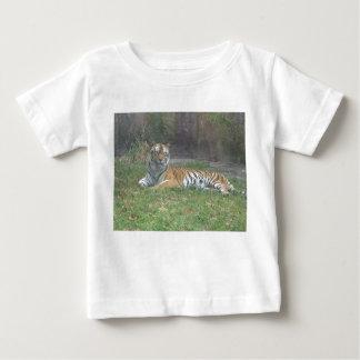 Spara tigert-skjortan tee