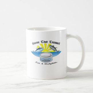 Spara tonfisken! kaffemugg