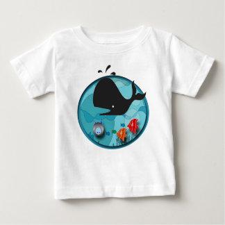 Spara valen t-shirts