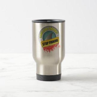 Spara vår hajstoppFinning travel mug Resemugg