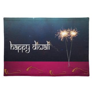 Sparkling lyckliga Diwali - bordstablett