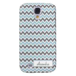 Sparre (baby blue) Pern, Galaxy S4 Fodral
