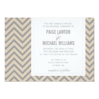 Sparre för bröllopinbjudan | 12,7 x 17,8 cm inbjudningskort