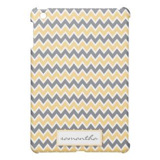 Sparre Pern (gult) iPad Mini Mobil Skydd