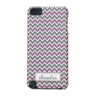 Sparremönsteripod touch case (lavendel) iPod touch 5G fodral