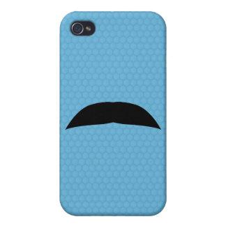 Sparremustasch iPhone 4 Cases