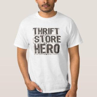 Sparsamhetlagerhjälte T-shirt