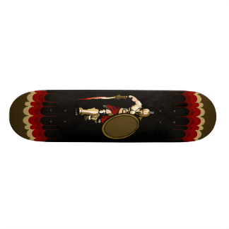 Spartansk Skateboard 2