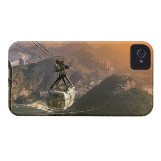 Spårvagn i Rio de Janeiro, Brasilien iPhone 4 Fodral