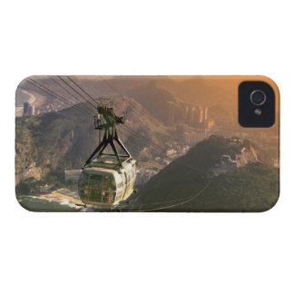 Spårvagn i Rio de Janeiro, Brasilien iPhone 4 Hud