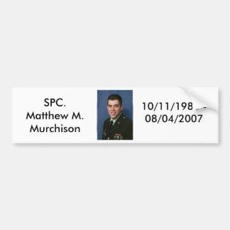 Spc Matthew M. Murchison Bildekal