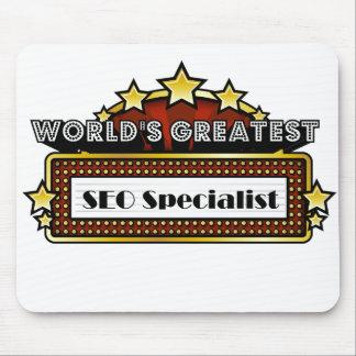 Specialist för världsmästare SEO Musmatta