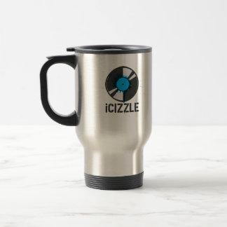 Speciell ICIZZLE travel mug för vinter Rostfritt Stål Resemugg
