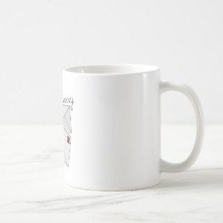 Speciell leverans kaffemugg