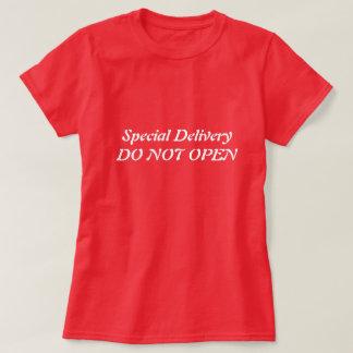 Speciell leverans tshirts