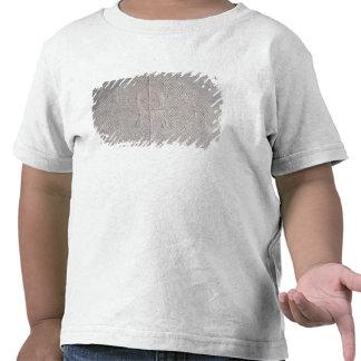 Specificera av en altarcloth med Kristus av T Shirts
