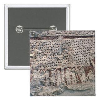 Specificera av en bildsten som visar en Viking Standard Kanpp Fyrkantig 5.1 Cm