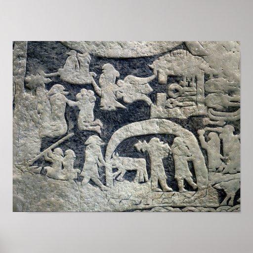 Specificera av legenden av Valhalla Posters