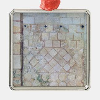 Specificera av väggen av crypten av St Paul Julgransprydnad Metall