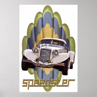 Speedster Poster