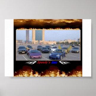 speedysbilar poster