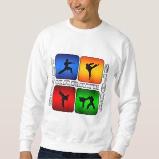 Spektakulär Karate Lång Ärmad Tröja