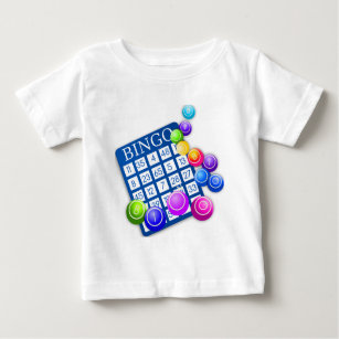 Spela Bingo! Baby Shirt T Shirt