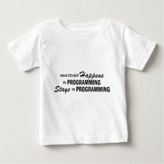 Spelar ingen roll händer - programmera t shirts