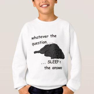 spelar ingen roll ifrågasätta… tee shirt