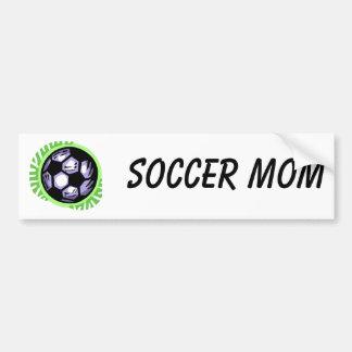 Spelare för fotbollbolllag bildekal