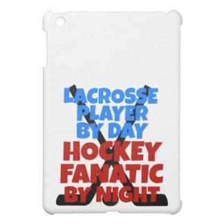Spelare för hockeyälskareLacrosse iPad Mini Fodral