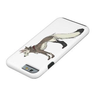 Spencervargtelefonen täcker tough iPhone 6 case