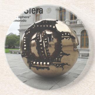 Sphere inom spheren Dublin Irland Underlägg