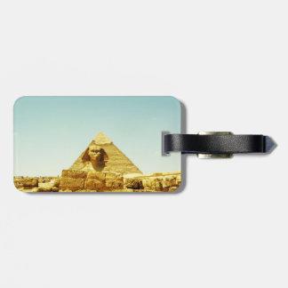 sphinx bagagebricka