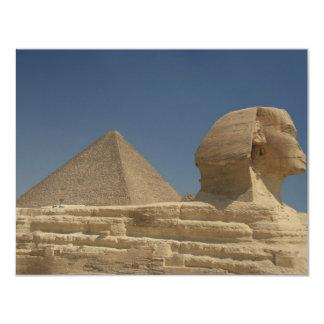 Sphinxen 10,8 X 14 Cm Inbjudningskort