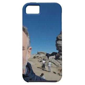 Sphinxen, Bucegi berg, rumänien (designen #2) iPhone 5 Skal
