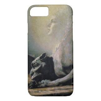 Sphinxen och chimeraen, 1906 (olja på kanfas)