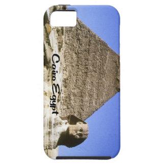 Sphinxen och pyramiden tough iPhone 5 fodral