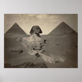 Sphinxen Poster