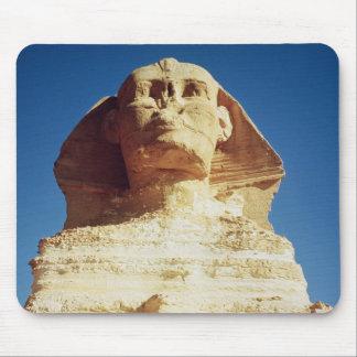 Sphinxen som daterar från regeringstiden av kungen musmatta