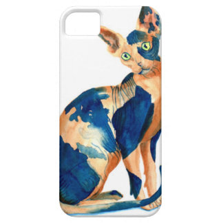 Sphynx 6 iPhone 5 fodraler