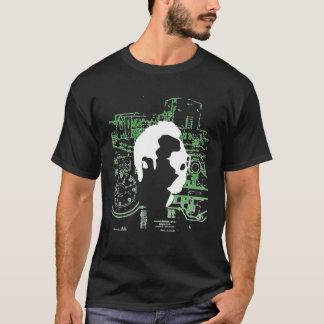 Spikeutslagsplats 003 t shirt