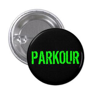 Spilla Parkour Mini Knapp Rund 3.2 Cm