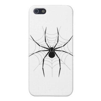 Spindel i en webben iPhone 5 skal