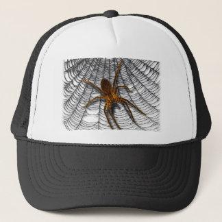 spindel i webben truckerkeps