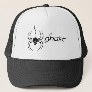 Spindel webben och spöke truckerkeps