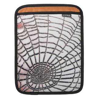 Spindel webben sleeve för iPads
