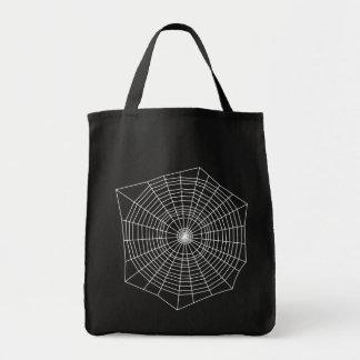 Spindelnät Mat Tygkasse